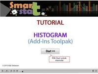 Tutorial Excel Histogram 40Toolpak41